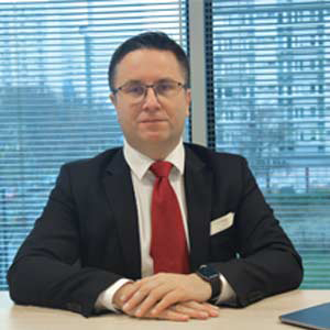 Pawel Polok, General Manager, Red Stack Poland