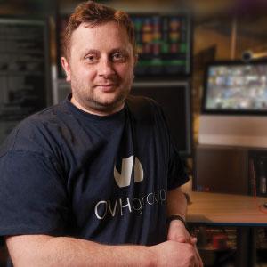 Octave Klaba, Founder & Chairman, OVH