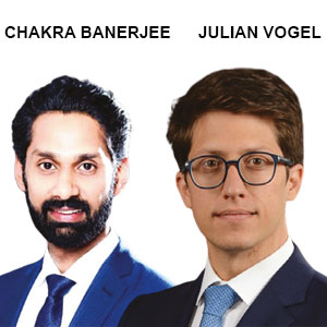 Chakra Banerjee and Julian Vogel, Co-Founders, Tower360
