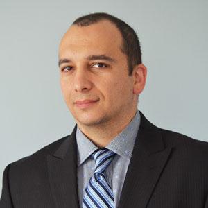 Ruslan Desyatnikov, Founder & CEO, QA Mentor