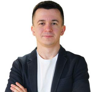 Andrii Rudchuk, Founder & CEO, Hala