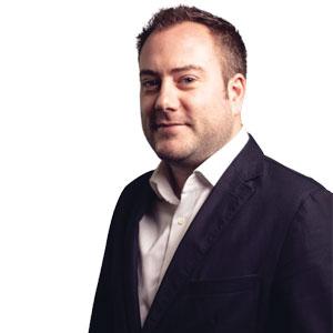 Aran Brown, CEO, Ixaris