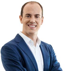Armin Bauer, Co-Founder & CTO, IDnow