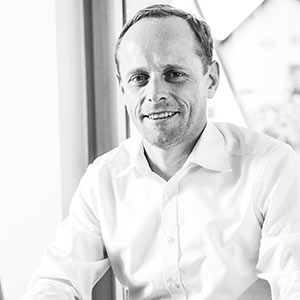 Tobias Schmailzl, Co-founder and Managing Director, PlanB