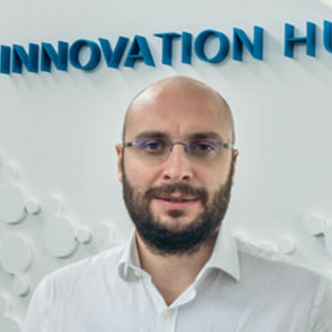 Luca Baldini, Co-founder & General Manager, Digital Technologies