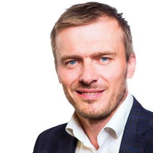 Ainar Nurk, CEO, Wallester
