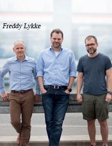 Freddy Lykke, CEO, Sirenia