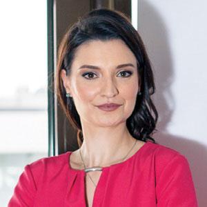 Cristina Murgoci, Marketing Director, Nextgen Software