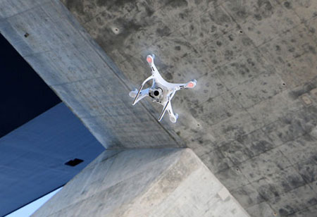 3 Infrastructure Maintenance Applications Powered by Drones