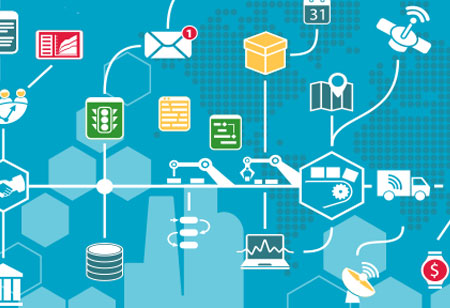 IoT and Data Management: Channelizing Business Efficiency, Mitigating Complexities