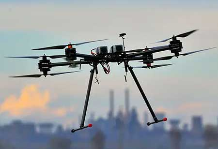 How Europe Leverages Drone Technology to Boost Efficiency