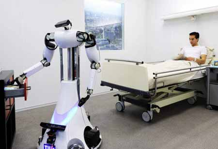 How Robots Support Healthcare