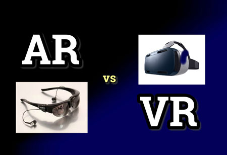 Demystifying AR and VR