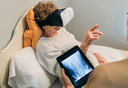 Virtual Reality for Occupational Therapy and Rehabs