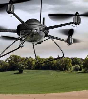 Amazing Benefits of Drones