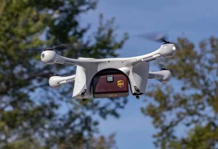 How Drones Score in the European Market