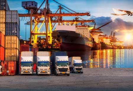 Four Solutions for Logistics Industry to Overcome Challenges during the Covid-19 Pandemic