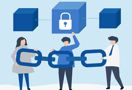 Coalescing Blockchain and ERP to Enhance Business Security