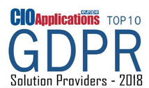 Top 10 GDPR Solution Providers - 2018