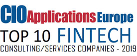 Top 10 FinTech Consulting/Services Companies - 2019
