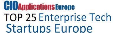 Top 25 Enterprise Tech Startups Europe - 2018