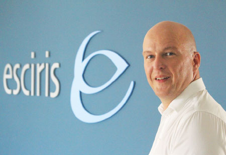 Esciris: Building State- Of-The-Art Infrastructure for IBM