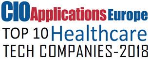 Top 10 Healthcare Tech Companies - 2018