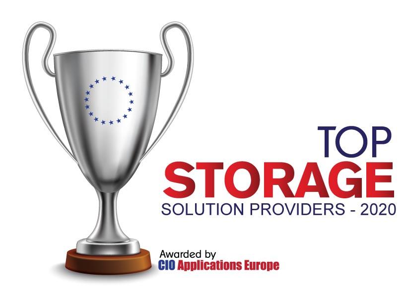 Top 10 Storage Solution Companies - 2020
