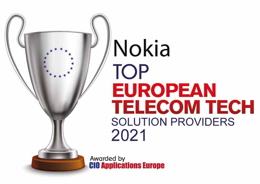 Top 20 European Telecom Tech Solution Providers - 2021