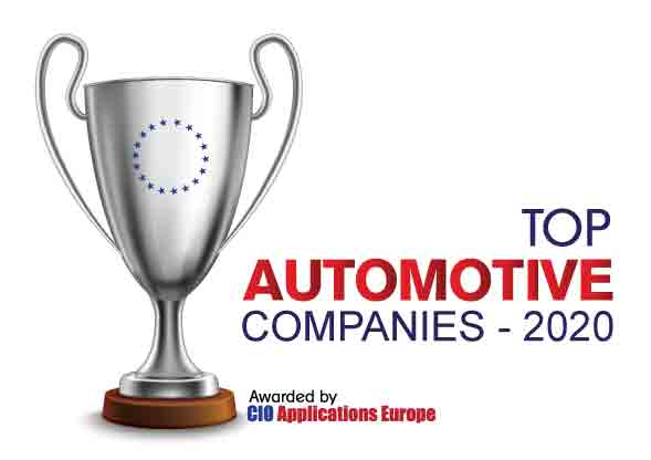 Top 10 Automotive Companies - 2020