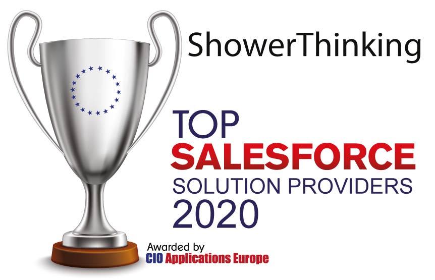 Top 10 Salesforce Solution Companies - 2020
