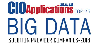 Top 25 Big Data Solution Provider Companies - 2018