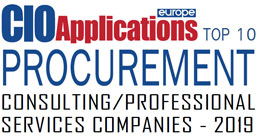 Top 10 Procurement Consulting/Services Companies in Europe - 2019