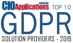 Top 10 GDPR Solution Providers - 2019