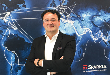 Sparkle: Transforming the World of Telecommunication with Innovation