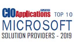 Top 10 Microsoft Solution Providers - 2019