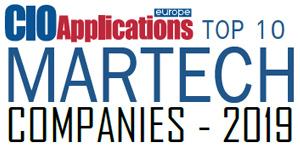 Top 10 MarTech Companies - 2019
