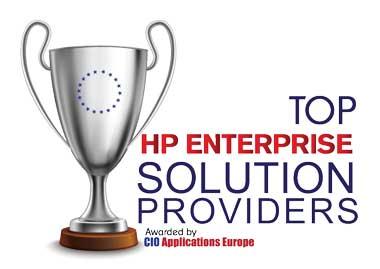 Top 10 HP Enterprise  Solution Companies - 2020