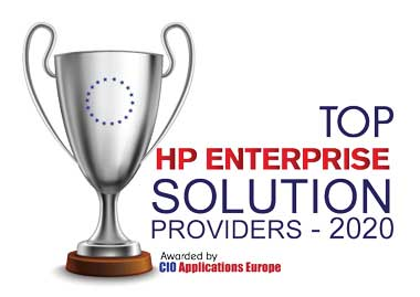 Top 10 HP Enterprise  Solution Companies - 2020