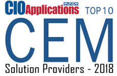 Top 10 CEM Solution Providers - 2018