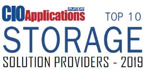 Top 10 Storage solution companies 2019
