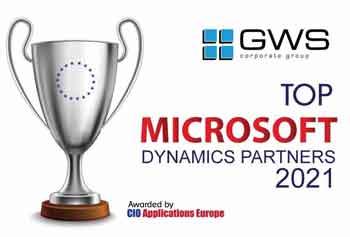 Top 10 Microsoft Dynamics Partners - 2021