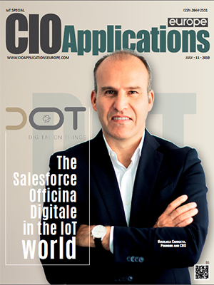 DOT: The Salesforce Officina Digitale in the IoT world