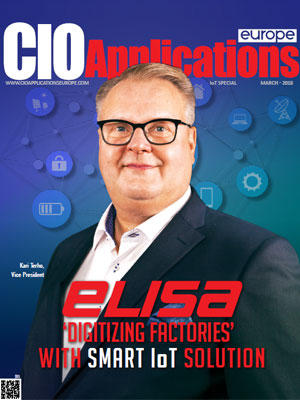 Elisa: 'Digitizing Factories' with Smart IoT Solution