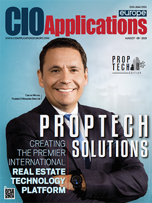 PROPTECH SOLUTIONS: Real Estate technology platform creating the premier international