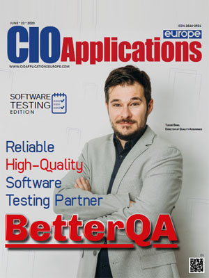 BetterQA: Reliable High-Quality Software Testing Partner