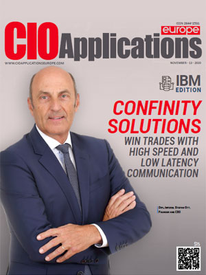 Confinity Solutions: Win Trades with High Speed and Low Latency Communication