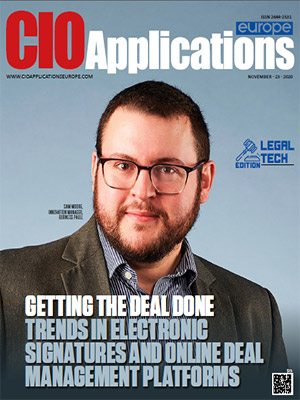 Getting The Deal Done Trends In Electronic Signatures And Online Deal Management Platforms