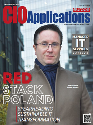 Red Stack Poland: Spearheading Sustainable It Transformation