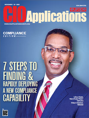 7 steps to finding & rapidly deploying a new compliance capability